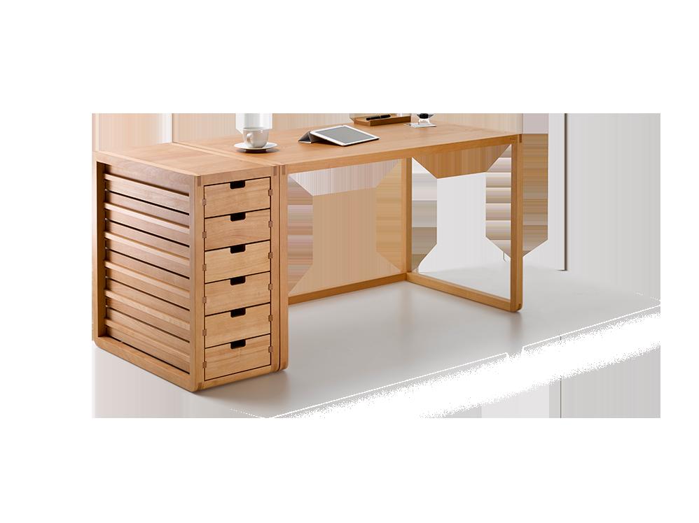 Buche Schreibtisch