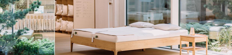 Grune Erde Bett Alpina : Grune Erde Bett Alpina : Die gr?ne erde schlafwelten in wien und m ...