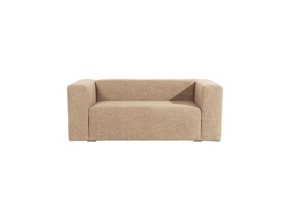 bel ami 2er sofa gr ne erde. Black Bedroom Furniture Sets. Home Design Ideas
