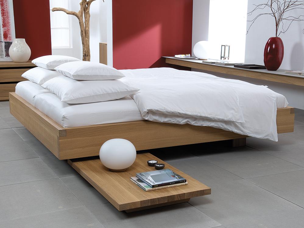 bett simply oak ohne betthaupt eiche gr ne erde. Black Bedroom Furniture Sets. Home Design Ideas