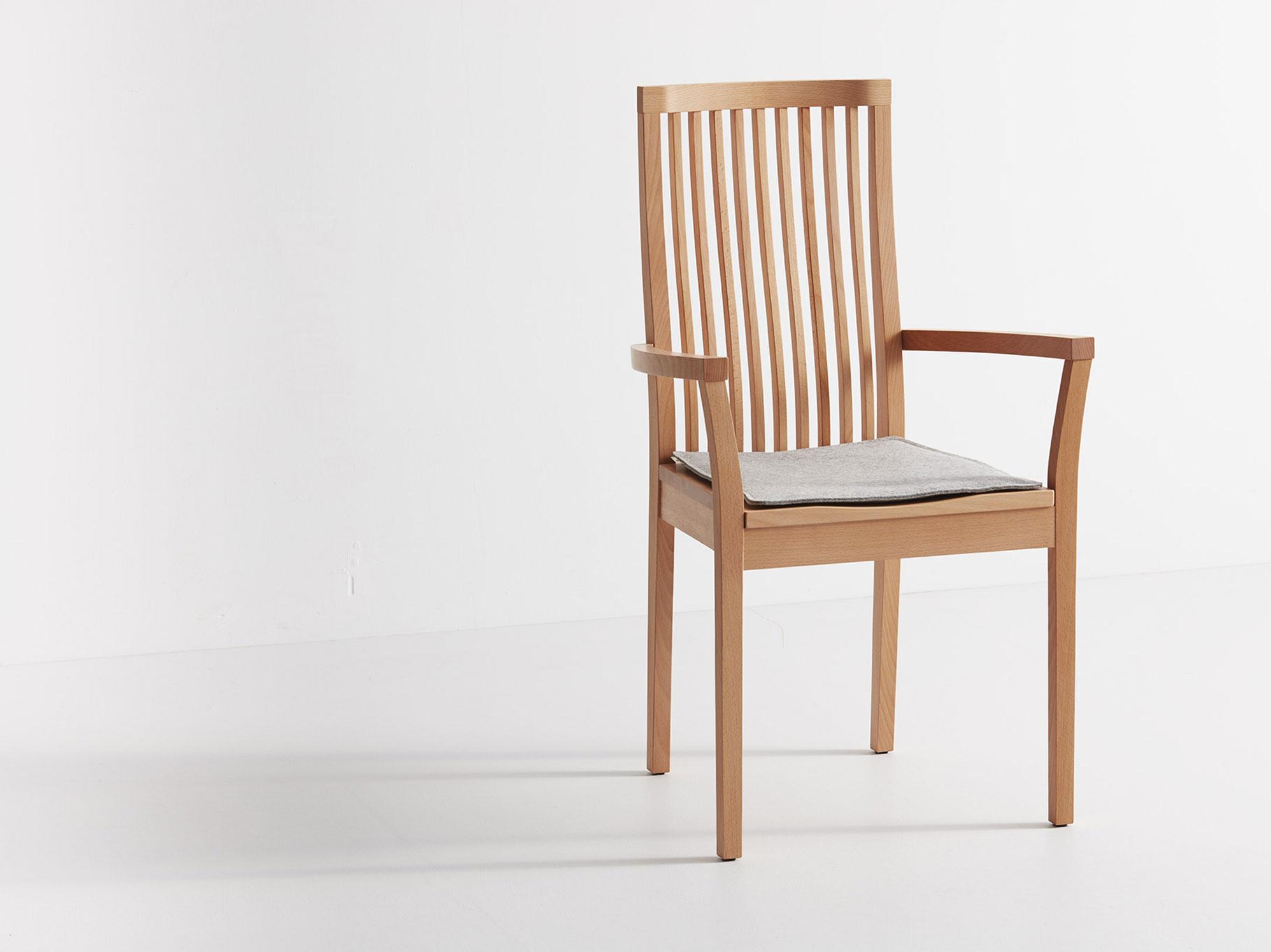 Stuhlauflage f r stuhl achill 100 schafschurwoll filz - Stuhlauflage filz ...