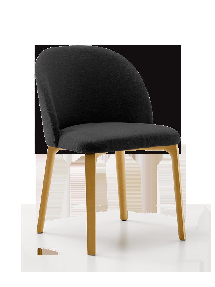 stuhl belmont ohne armlehne gr ne erde. Black Bedroom Furniture Sets. Home Design Ideas