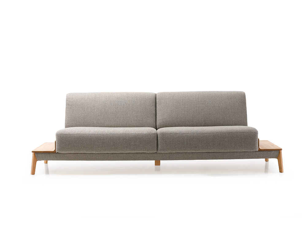 sofa alani b252xt94xh75 cm sitzh he 41 cm buche mit bezug woll. Black Bedroom Furniture Sets. Home Design Ideas