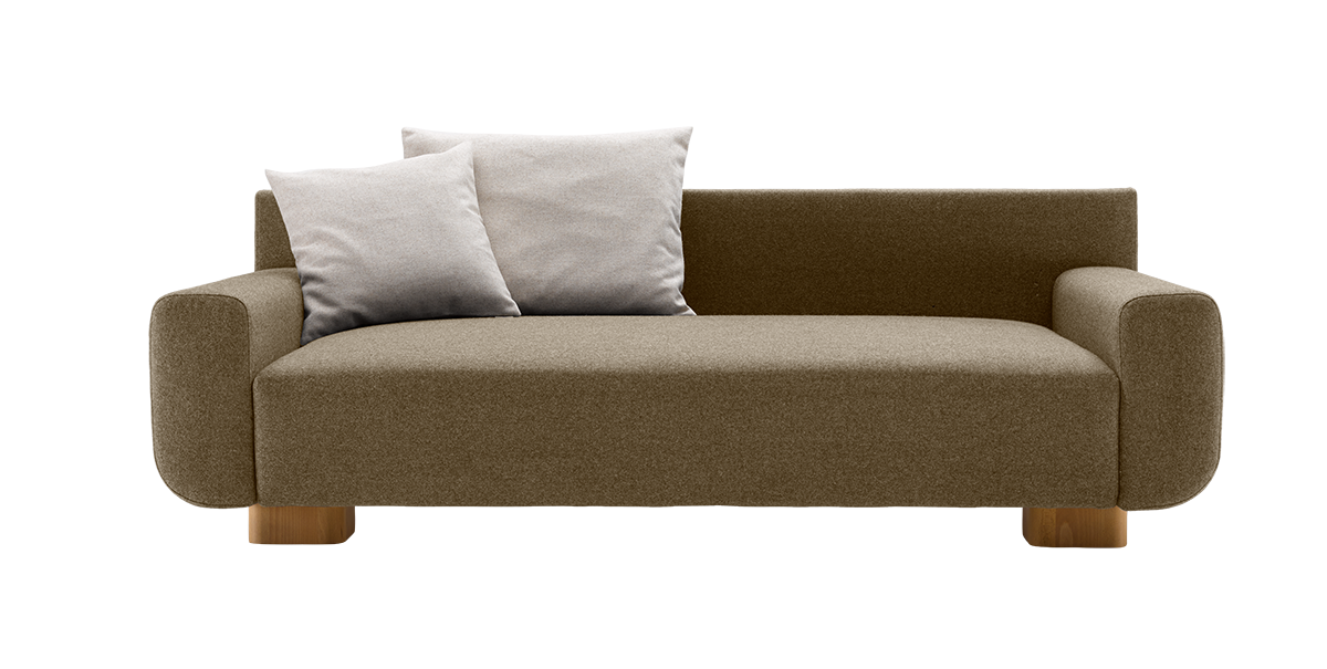 sofa sopore 210x105x68 cm gr ne erde. Black Bedroom Furniture Sets. Home Design Ideas