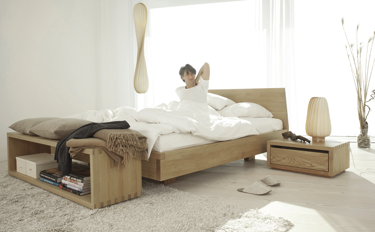 bodenregal sitzbank simply oak eiche gr ne erde. Black Bedroom Furniture Sets. Home Design Ideas