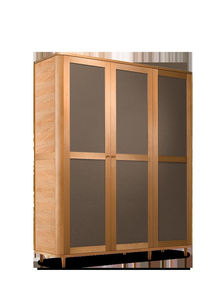 tonda kleiderschrank 3 t rig gr ne erde. Black Bedroom Furniture Sets. Home Design Ideas