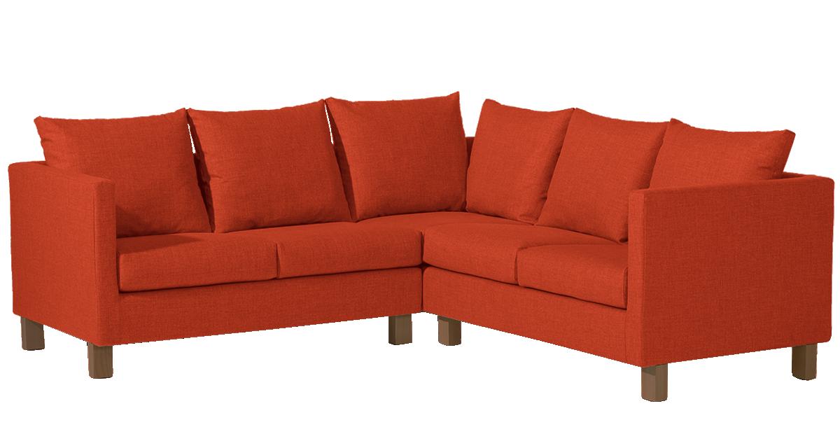 refugio ecksofa 210 x 210 cm gr ne erde. Black Bedroom Furniture Sets. Home Design Ideas