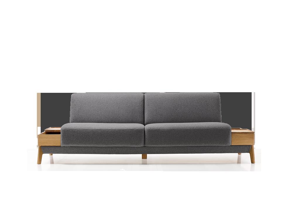 2er sofa alani breite 212 cm gr ne erde. Black Bedroom Furniture Sets. Home Design Ideas