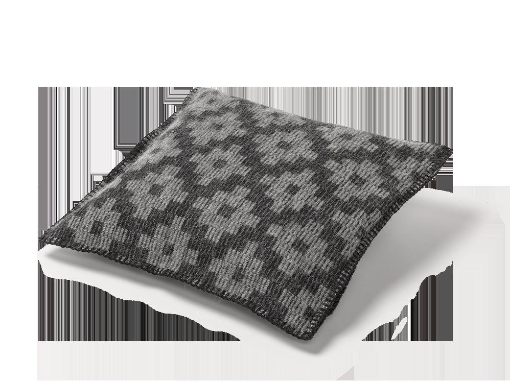 zierkissen berzug nanuk gr ne erde. Black Bedroom Furniture Sets. Home Design Ideas