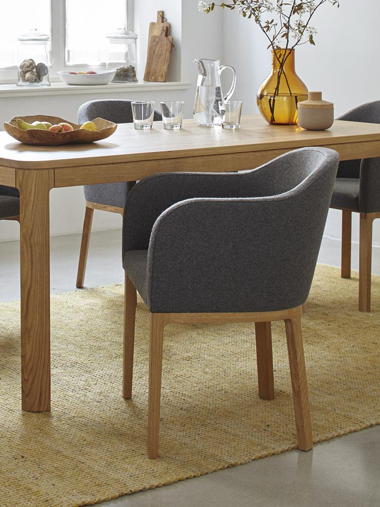 stuhl hamilton gr ne erde. Black Bedroom Furniture Sets. Home Design Ideas