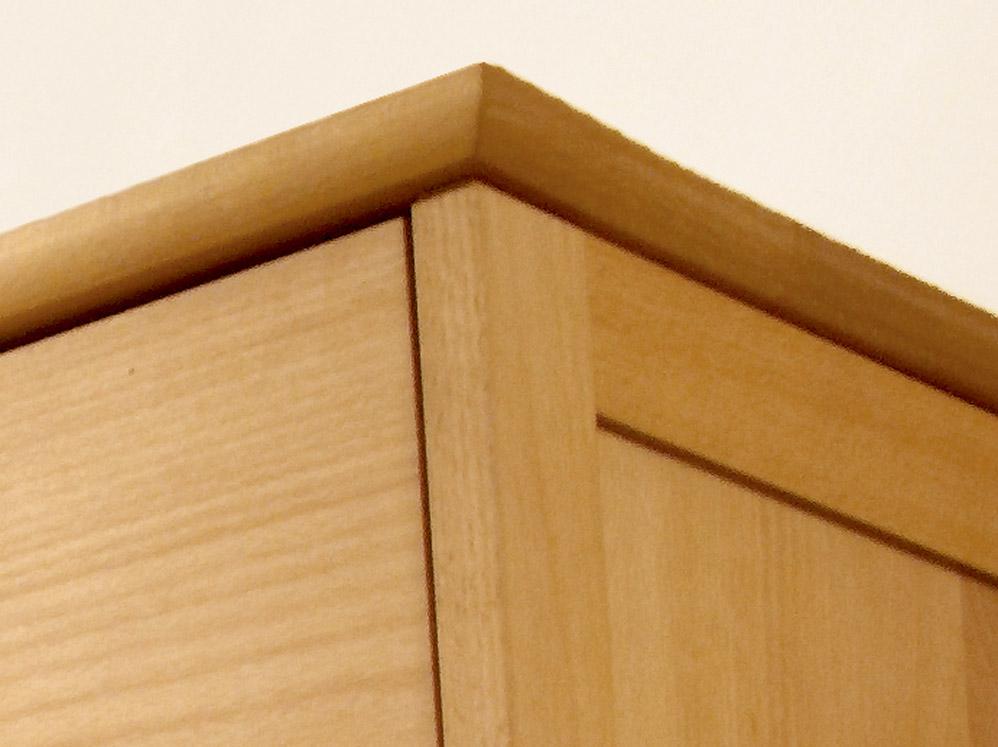 schrank elena breit buche gr ne erde. Black Bedroom Furniture Sets. Home Design Ideas