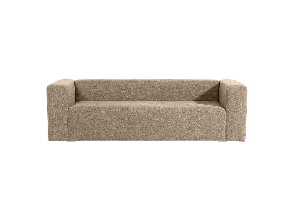 bel ami 3er sofa gr ne erde. Black Bedroom Furniture Sets. Home Design Ideas