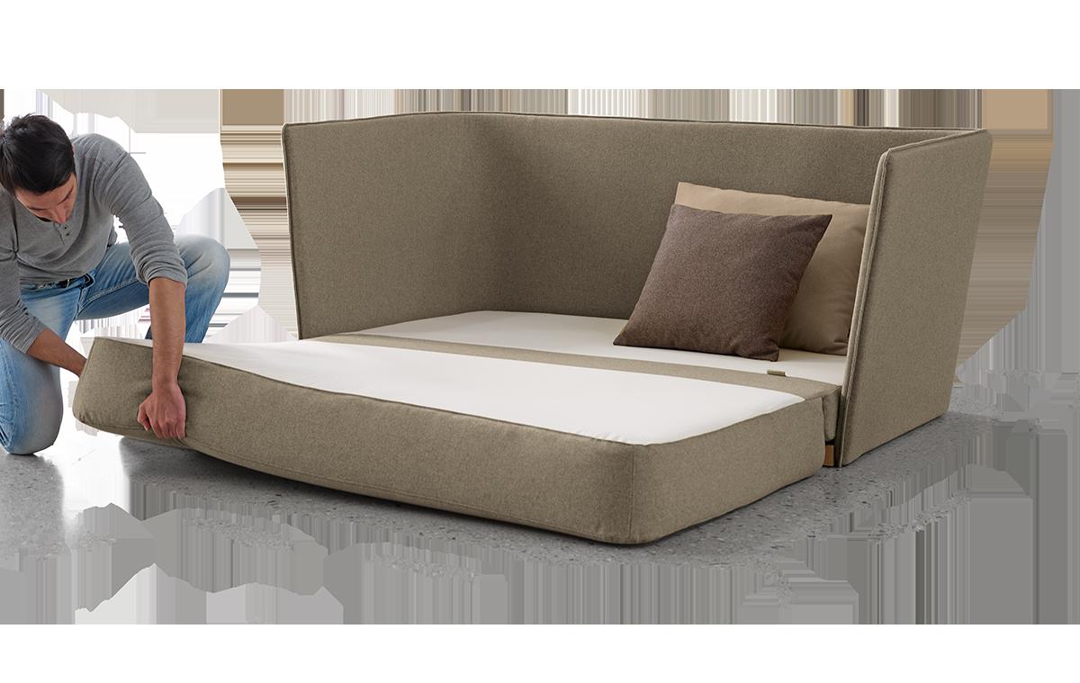 bettsofa balandro gr ne erde. Black Bedroom Furniture Sets. Home Design Ideas