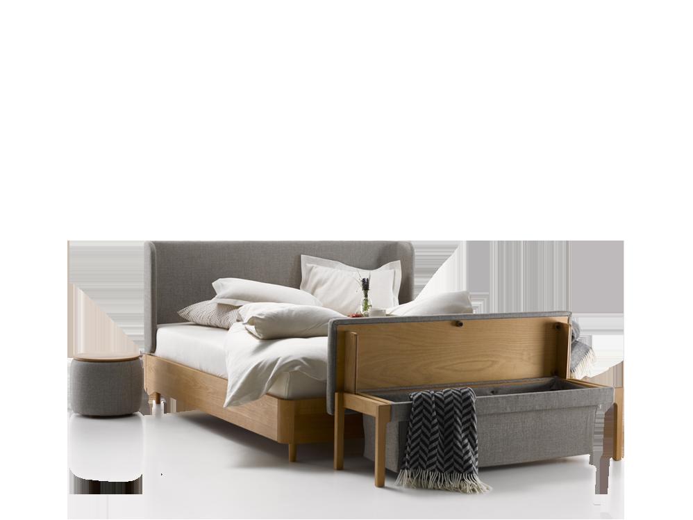 truhe vor dem bett awesome vollholz truhe kolonial dunkel. Black Bedroom Furniture Sets. Home Design Ideas