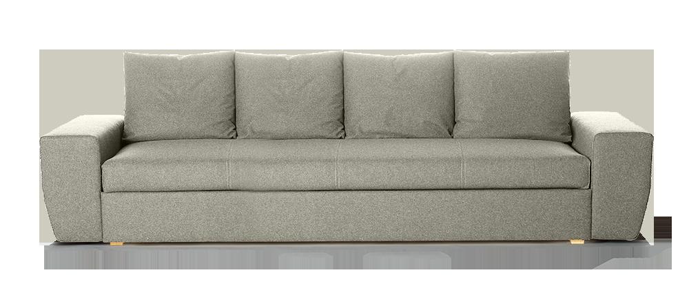 lounge sofa pala 4er sofa 296x100 cm gr ne erde. Black Bedroom Furniture Sets. Home Design Ideas