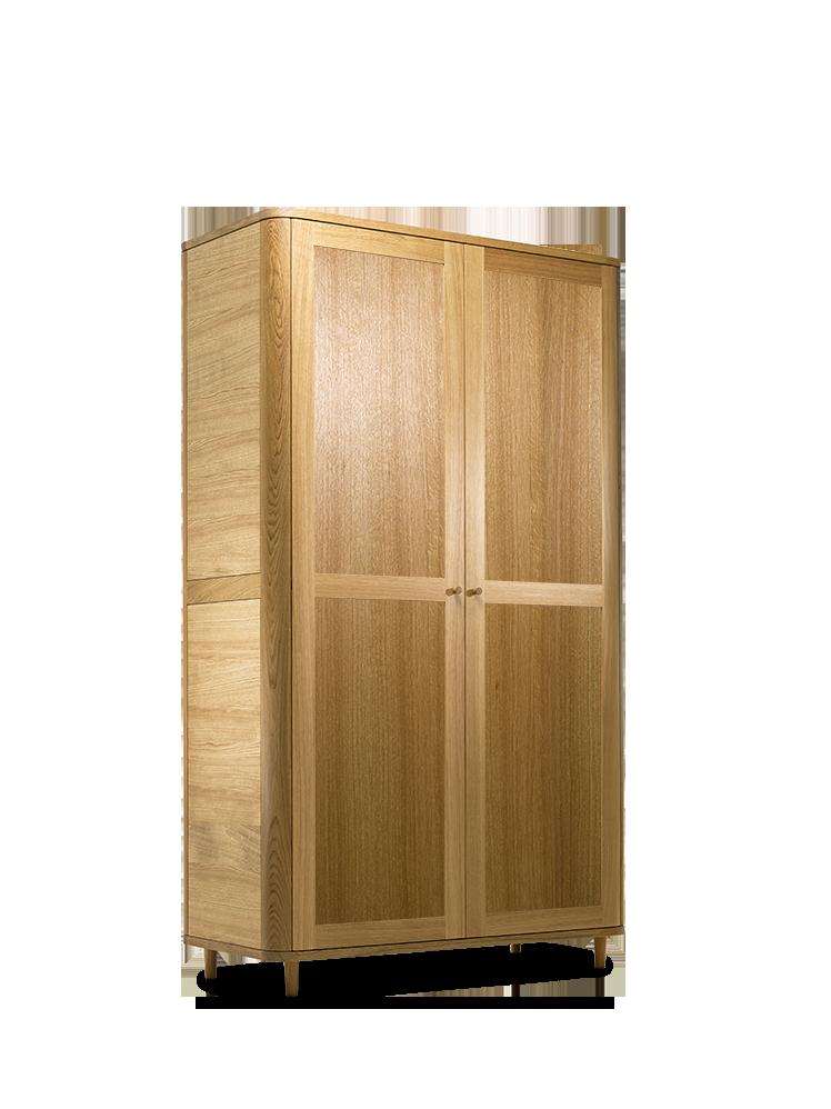 tonda kleiderschrank 2 t rig gr ne erde. Black Bedroom Furniture Sets. Home Design Ideas