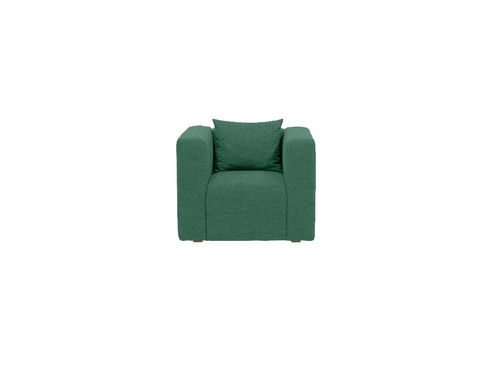 bel ami polstersessel gr ne erde. Black Bedroom Furniture Sets. Home Design Ideas