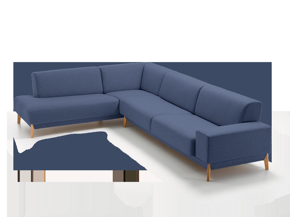 ecksofa alani mit liegeteil breite 280 cm gr ne erde. Black Bedroom Furniture Sets. Home Design Ideas