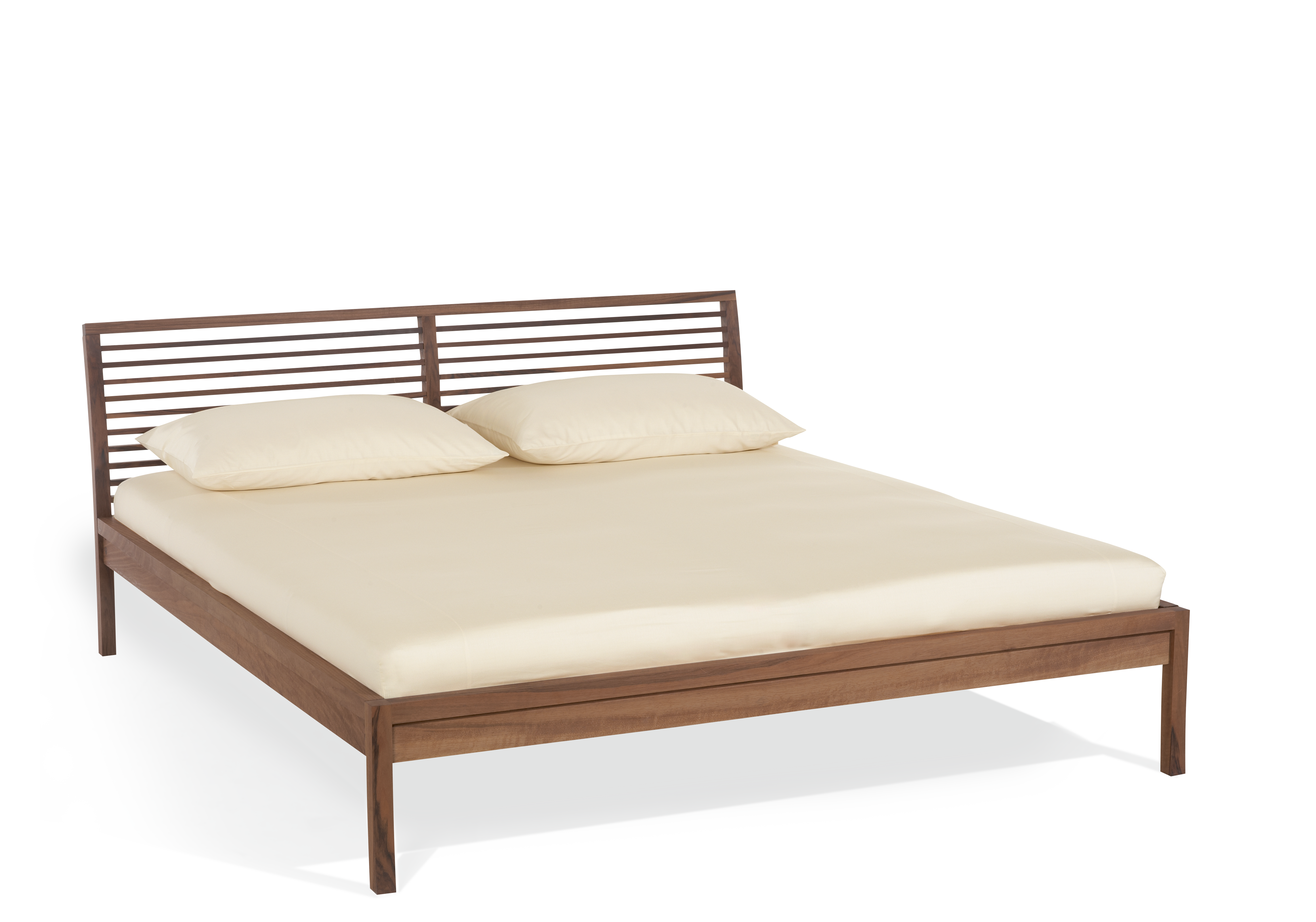 lattenrost 90x200 top bett biarritz schwarznuss inkl elastischem lattenrost x cm with. Black Bedroom Furniture Sets. Home Design Ideas