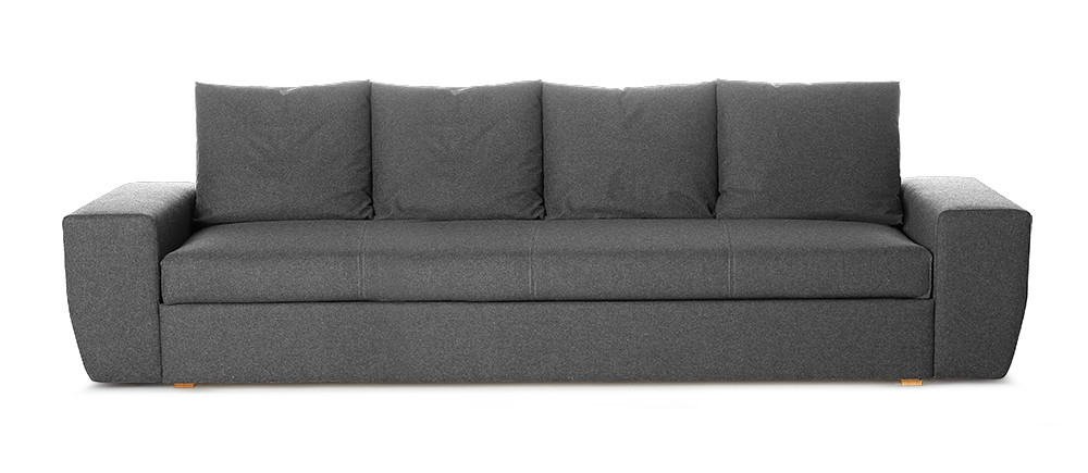 lounge sofa pala 4er sofa 296x100 cm gr ne erde. Black Bedroom Furniture Sets. Home Design Ideas