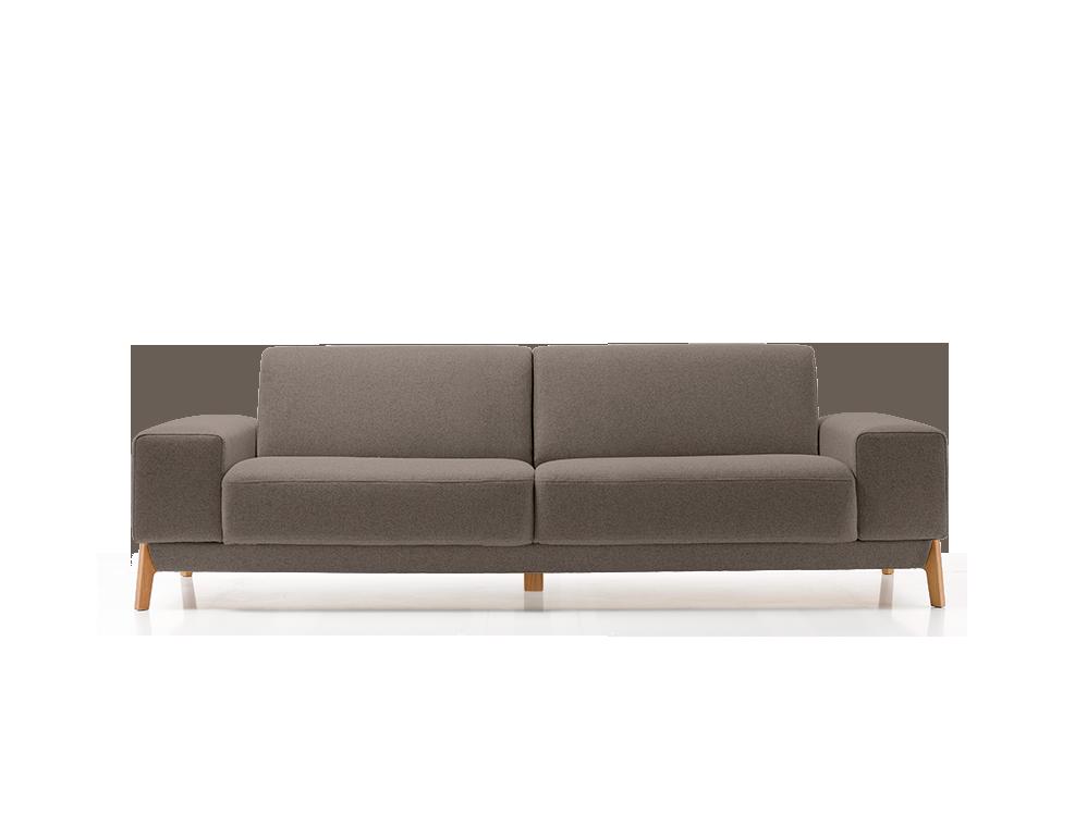 sofa alani b212xt94xh75 cm sitzh he 41 cm buche mit bezug. Black Bedroom Furniture Sets. Home Design Ideas