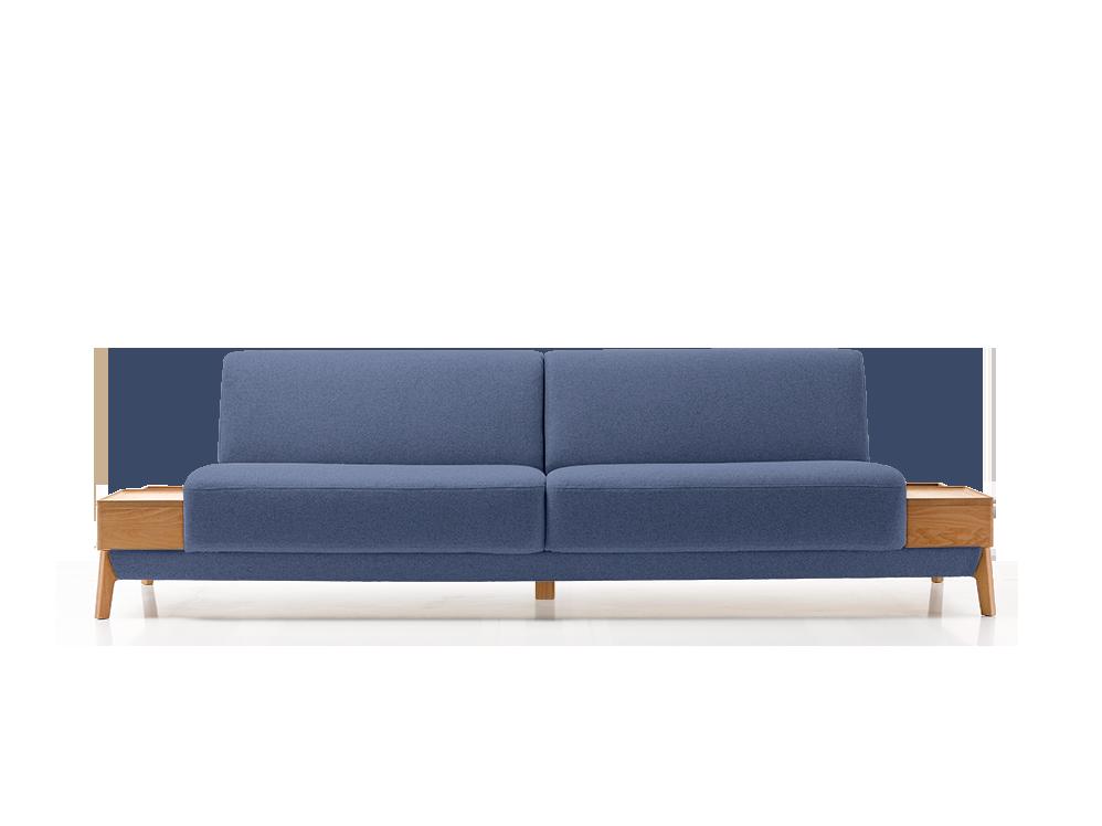 sofa alani b252xt94xh75 cm sitzh he 41 cm buche mit bezug. Black Bedroom Furniture Sets. Home Design Ideas