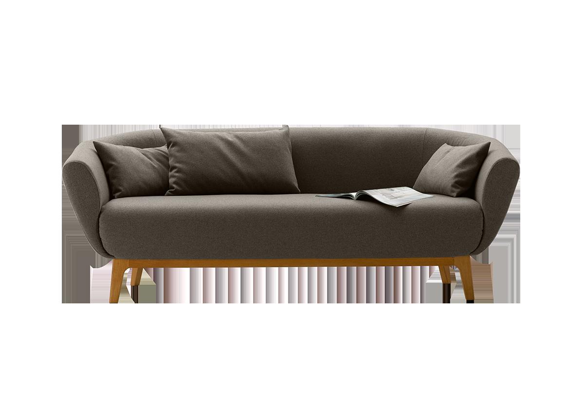 sofa livia b 194 x t 98 x h 72 cm sitzh he 43 cm sitztiefe 70 cm. Black Bedroom Furniture Sets. Home Design Ideas