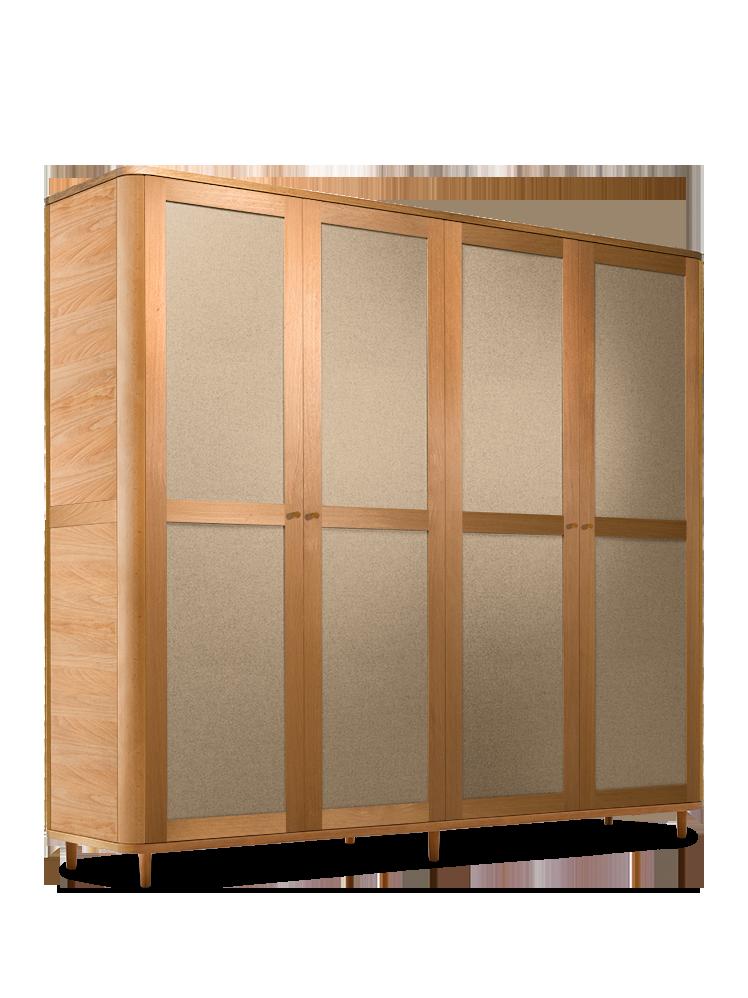 tonda kleiderschrank 4 t rig gr ne erde. Black Bedroom Furniture Sets. Home Design Ideas
