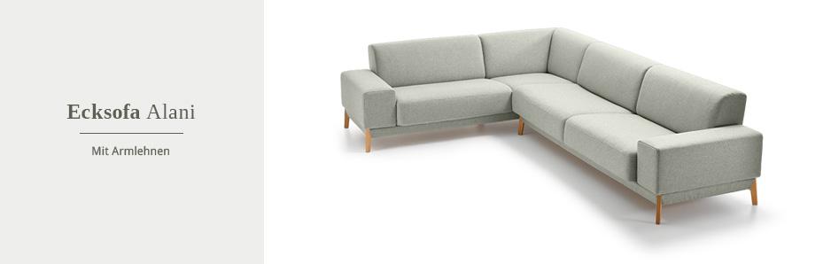 Sofa-Serie Alani   Grüne Erde
