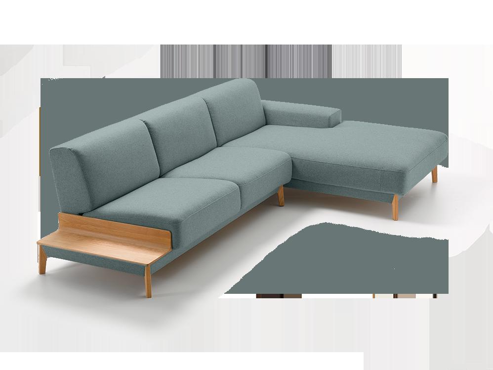 lounge sofa alani breite 340 cm gr ne erde. Black Bedroom Furniture Sets. Home Design Ideas