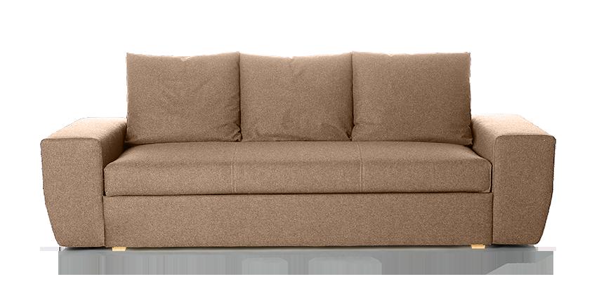 lounge sofa pala 3er sofa 236x100 cm gr ne erde. Black Bedroom Furniture Sets. Home Design Ideas