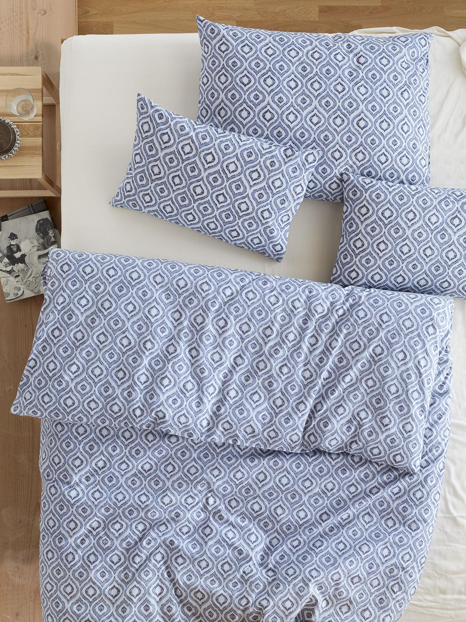 decken berzug talitha gr ne erde. Black Bedroom Furniture Sets. Home Design Ideas