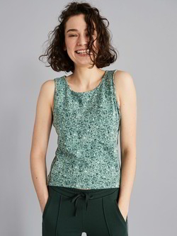 Top-Jersey, Yoga Druck