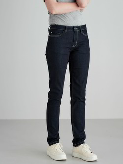 Jeans-Skinny, 36 dark denim