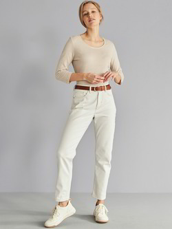 Relaxed Hose, off white
