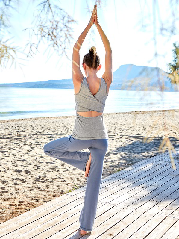 Yoga Jacke   Grüne Erde