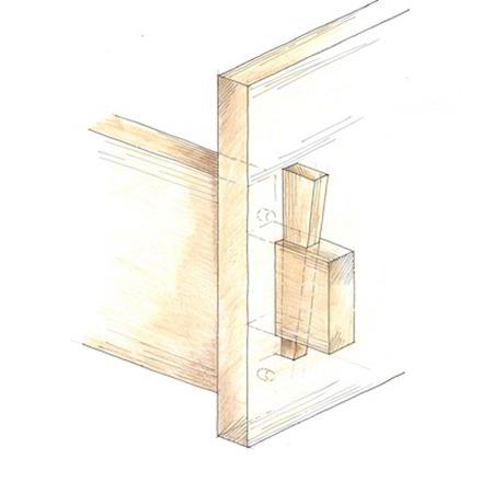 Holzverbindungen Für Metallfreie Möbel Die Sie Kennen