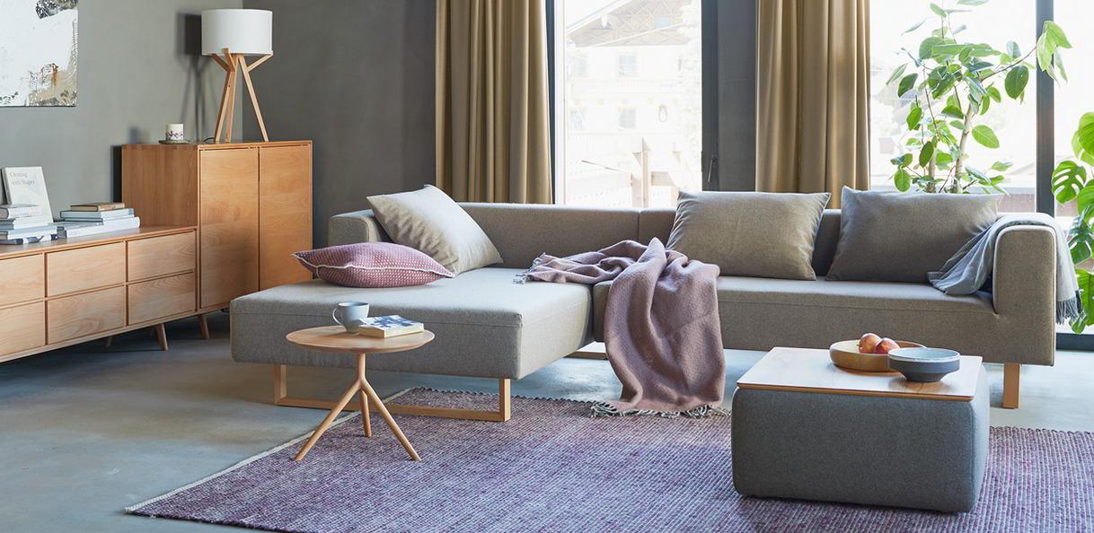 Sofa Serien Grune Erde