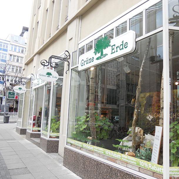 Store Stuttgart Grüne Erde Stores Grüne Erde