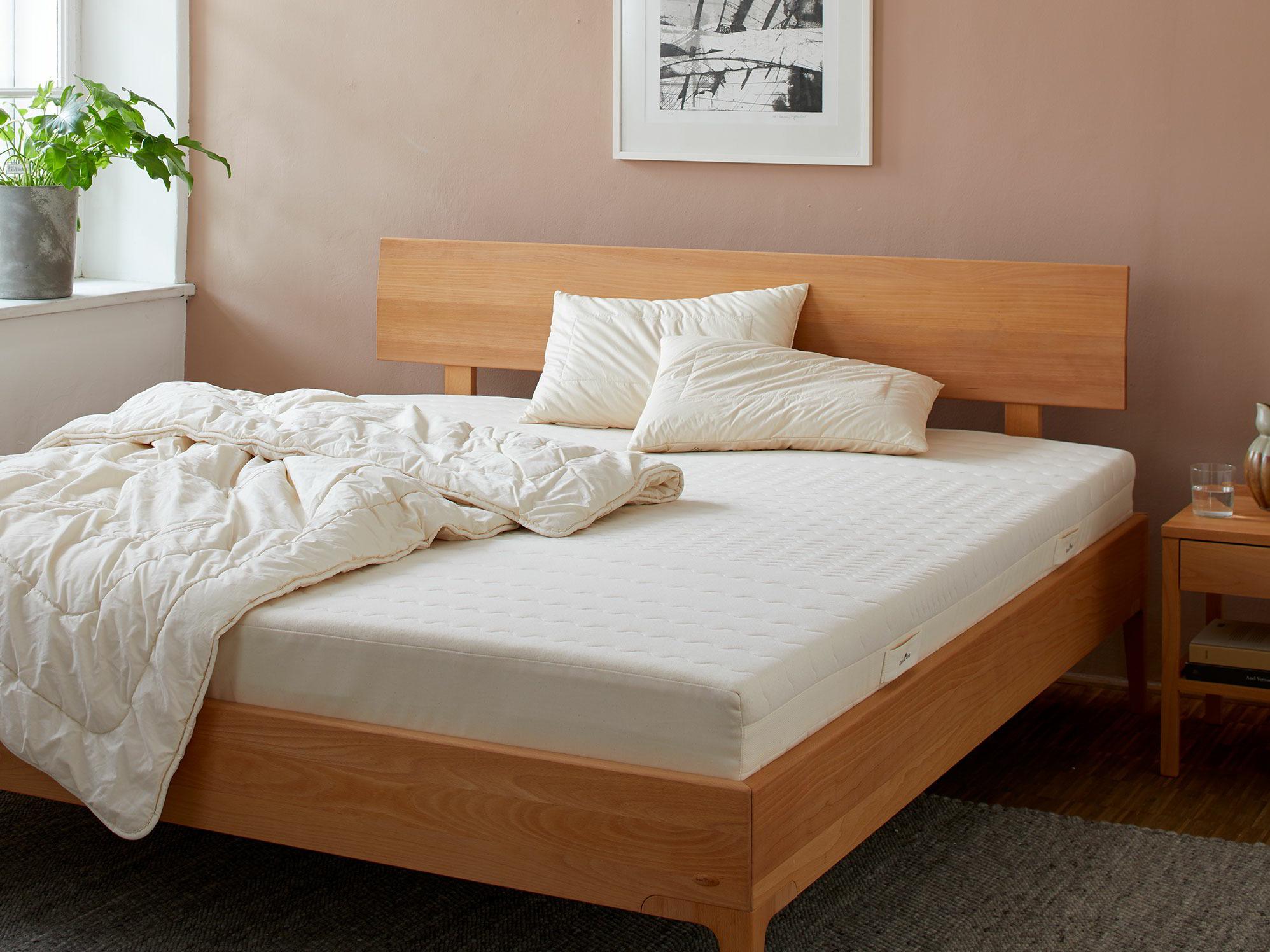 matratze rona s wolke anpassungsf hig punktelastisch. Black Bedroom Furniture Sets. Home Design Ideas