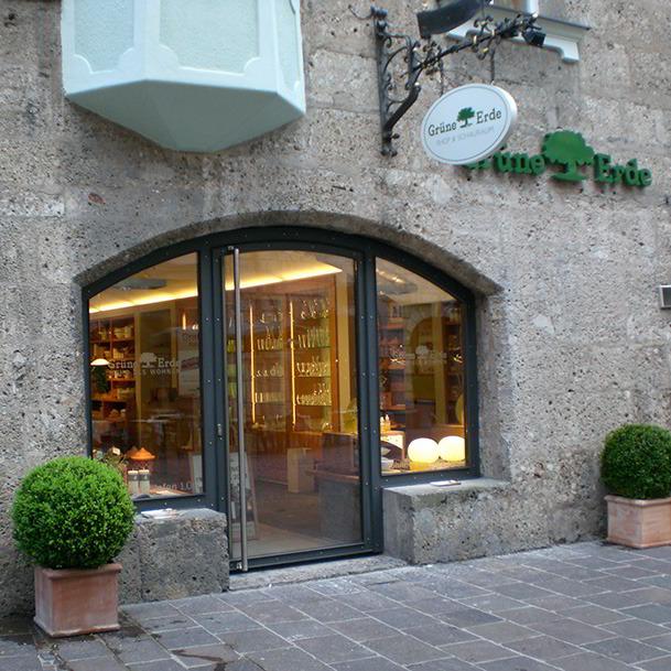 Store Innsbruck Grüne Erde Stores Grüne Erde
