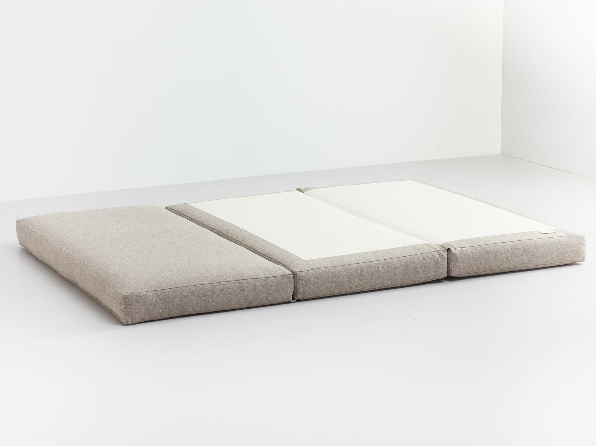 sitzhocker buddy gr ne erde. Black Bedroom Furniture Sets. Home Design Ideas
