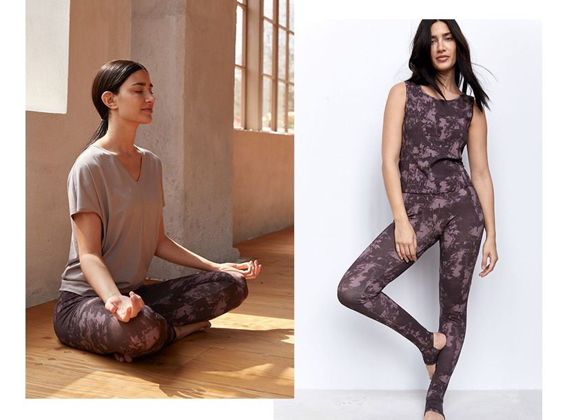 Mode Outfit Yoga